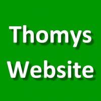 Thomys Website...